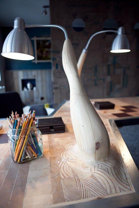 home or office lamp by Guðmundur Bjarni Sigurðsson