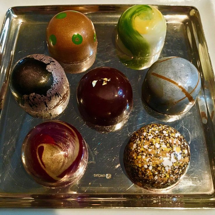 https://flic.kr/p/Vvejxk   assorted chocolates at The French Laundry   www.placesiveeaten.com/blog/french-laundry-yountville