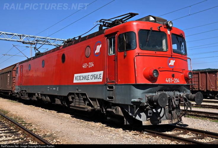 Serbia -  RailPictures.Net Photo: ZS - Zeleznice Srbije ZS 461 at Niš, Serbia and Montenegro by Dusan Railfan