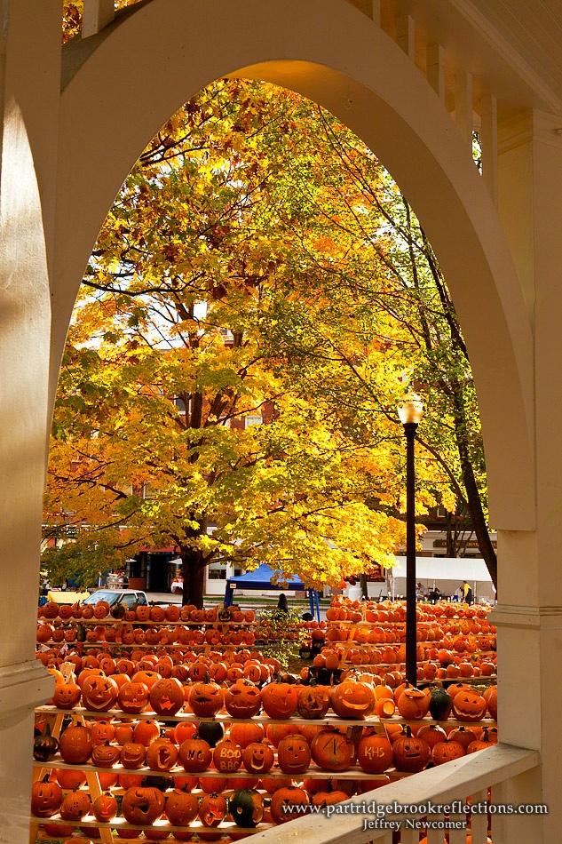 PAS Keene, NH Pumpkin Festival. On my bucket list.