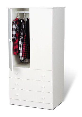 Edenvale Bedroom Wardrobe Armoire