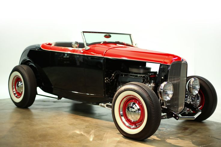 1932 ford roadster | 1932 Ford 75th Anniversary Deuce Roadster | Galpin Classics