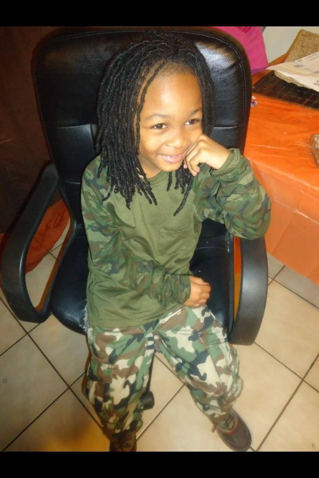 17 Best Images About Baby Locs Kids W Dreadlocks On