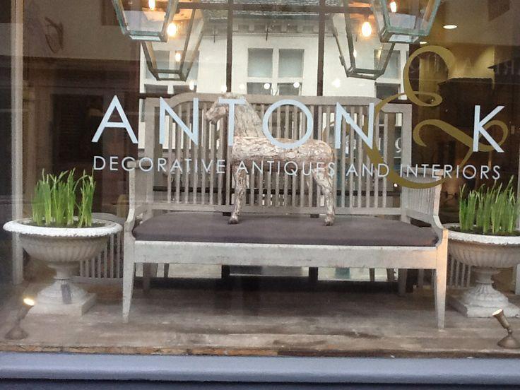 Anton K decorative Antiques Latest shop window. 35 best Antique Shop Window Display images on Pinterest   Shop
