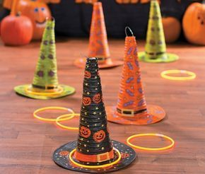 66 Great Halloween party ideas that make big and small happy