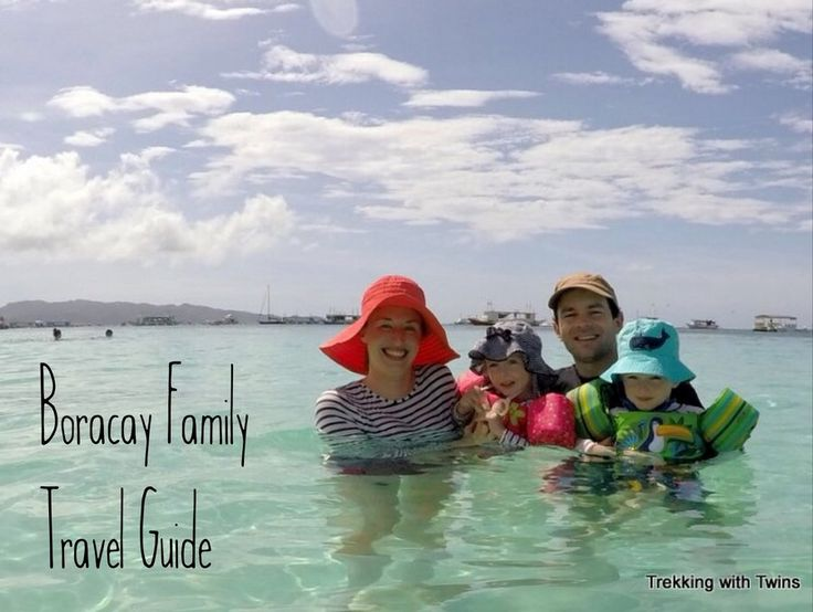Boracay Family Travel Guide | Trekking with Twins