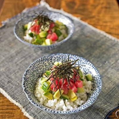 Resep Masakan Sushi Dengan Nasi