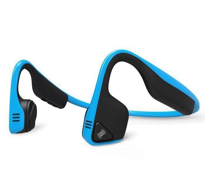 Unikátní sluchátka pro sportovce umožňující poslech hudby bez zakrytí uší jako u běžných sluchátek. Přinášejí tak bezpečí při bě