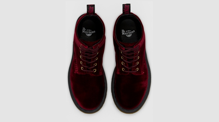 Dr Martens Page Boot - Top View