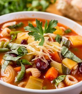 Sopa emagrecedora: conheça os principais sabores