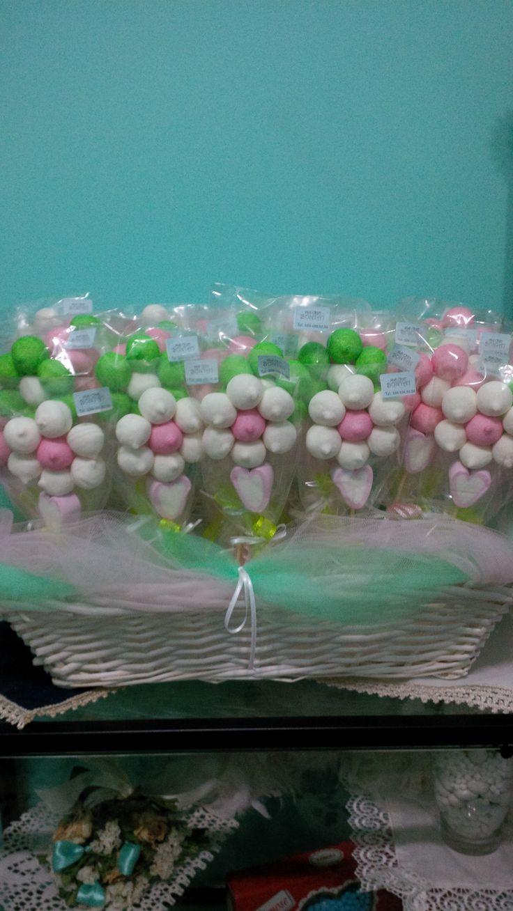 fiori di marshmallow