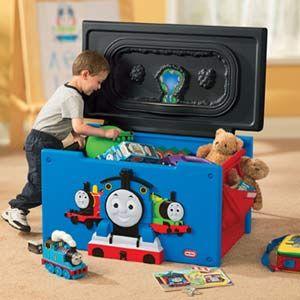 Little Tikes #Thomas & Friends #toybox