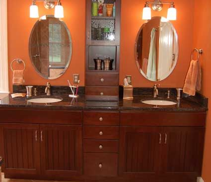 Bathroom In West Chester, PA. Designed By Chester County Kitchen And Bath  In West