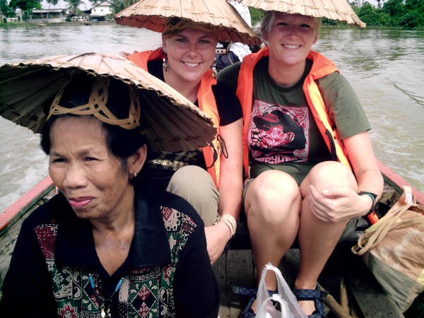 Community tours in Thailand.    Community tours are designed to introduce tourists to the daily lives of the villagers, as well as their unique customs and traditions. They benefit over three hundred local families, both economically and socially.    10% of income from the tours also goes into Tourism Community Funds which support a range of local community and environmental projects.