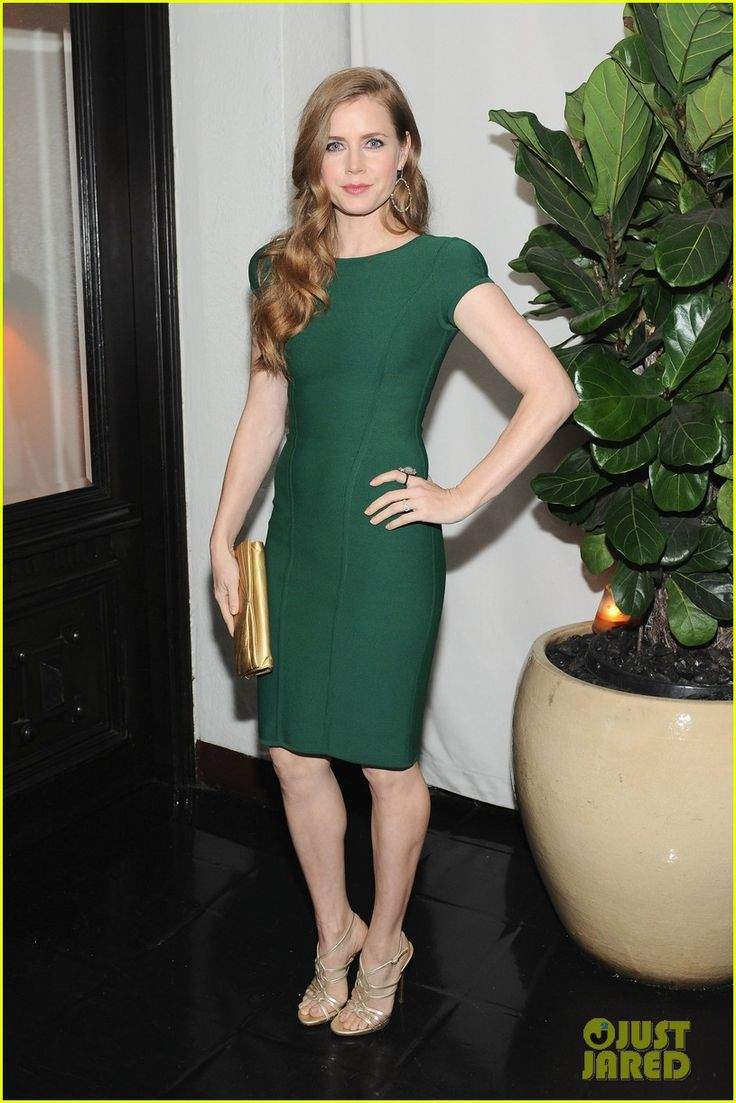 15 best Amy Adams style images on Pinterest | Red, Oscar de la ...