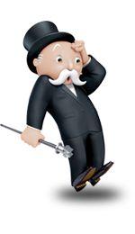 Mc Donald's - Prêmios da promoção Monopoly.