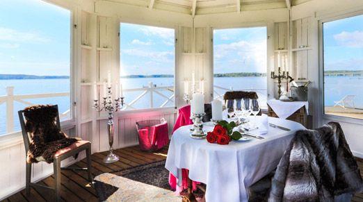 Krägga Mansion - bedroom