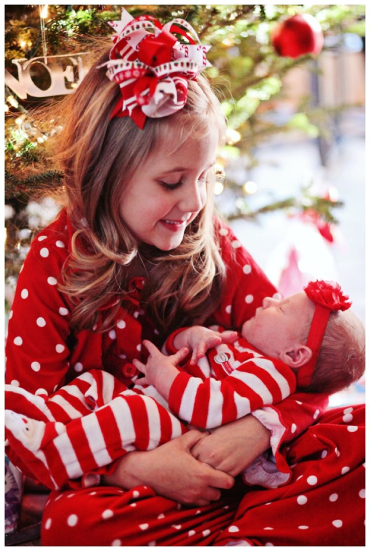 Baby girl, christma