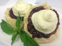 Judys homemade scone recipe