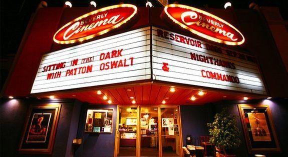 LA Landmark: New Beverly Cinema-  Help New Beverly Julia make a documentary: https://www.facebook.com/iheartnewbev?notif_t=fbpage_fan_invite #OutofPrint