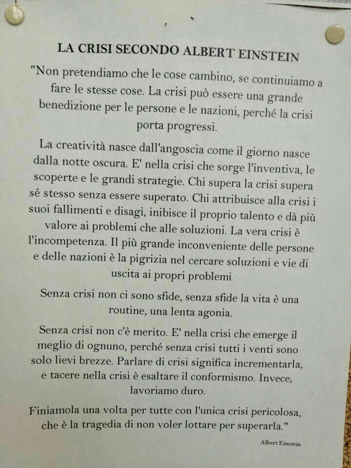 Ideologia della crisi