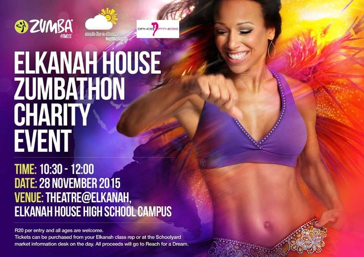 Zumbathon for Charity |