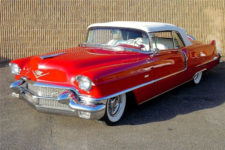 classic cadillac convertible #classiccars1956cadillac