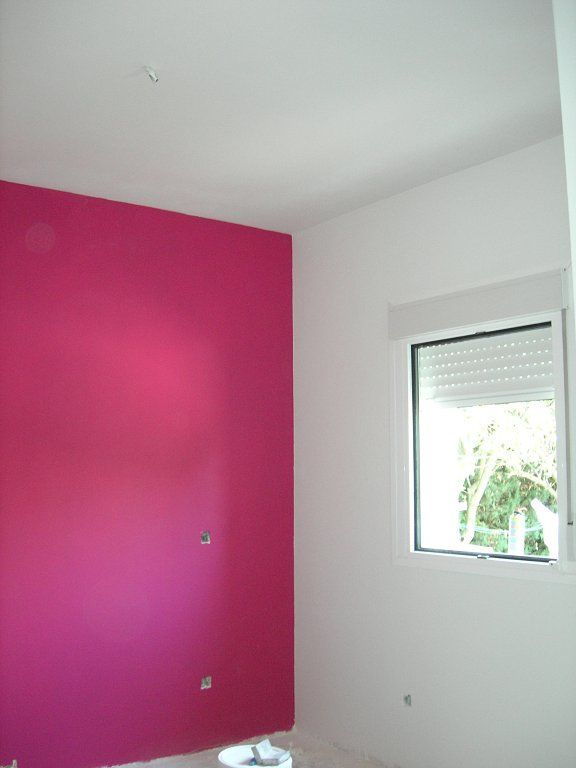 Pared fucsia cuarto ni a buscar con google minimalista for Decoracion para pared fucsia
