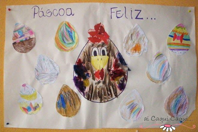 Cartaz de Páscoa