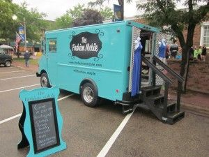 How to start a fashion truck mobile store to sell your handmade items #sewing #business #entrepreneur