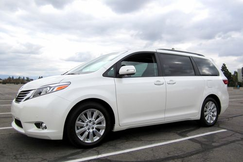 2015 Toyota Sienna: New or More of the Same?