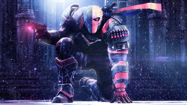 Deathstroke Batman Arkham Origins  #Arkham #Awesome #Batman #cool #Deathstroke #Games #gaming #Origins #wallpaper #desktopwallpaper #hdwallpaper #gaming #games