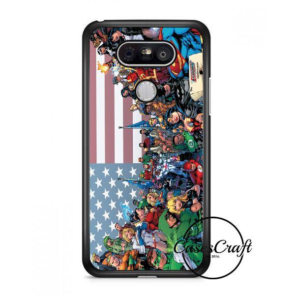 Comic Case Lg G6 Case | casescraft