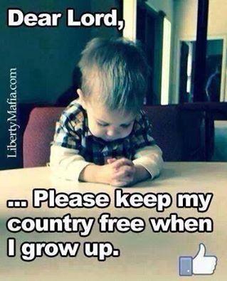 The prayer for my grandchildren.