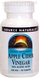 Apple Cider Vinegar has been used for hundreds of years for its unique ability to promote healthy acid and alkaline balance in the body. History revealed that even Hippocrates, the father of medicine used it to support the body's natural defences against disease-causing bacteria. Latest research concludes that it induces alkaline response and exhibits protection to the cells of the stomach. visit us: http://www.tasmanhealth.co.nz/source-naturals-apple-cider-vinegar/ for more details!!