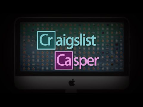 "1099: ""Craigslist Casper"" made with Anime Studio Pro - YouTube"