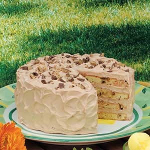 Tiramisu Toffee Cake is fabulous. Another Southerin Living Christmas recipe. Guests love it!