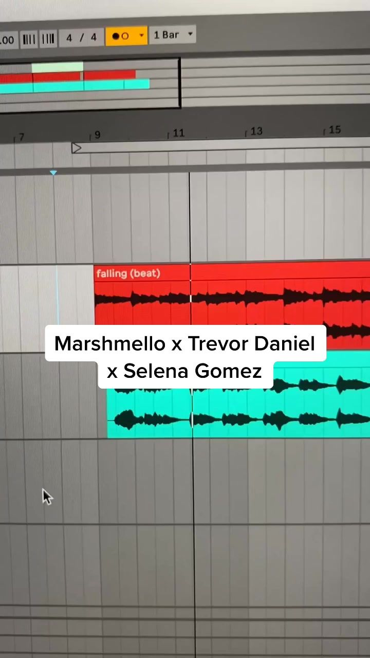 Carneyval Carneyval Has Created A Short Video On Tiktok With Music Falling X Wolves This Mashup Got Me Like Marshmello X Trevordaniel X Selenagomez