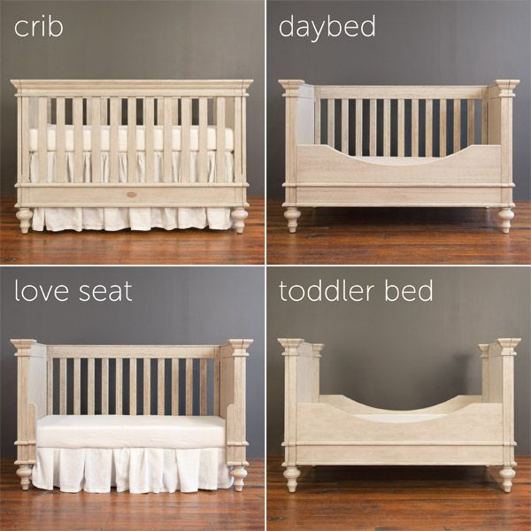 Classic Design With Contemporary Appeal This Beautiful Crib Is Both Modern  And Timeless. The Gorgeous · Baby CribsBabies ...
