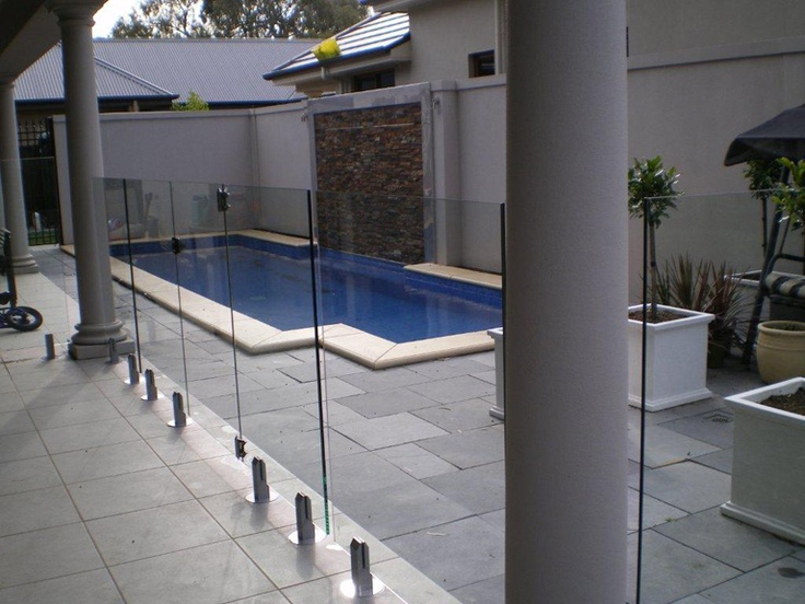 Pool Glass Fencing Sydney - Frameless glass fence & Fencing is in fashion now a days as it is maintenance free and can be cleaned easily.