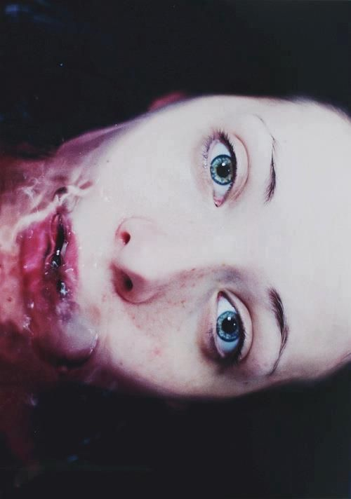 Immagini del profilo #illustration  #underwater,  draw -  #blue eyes -  #photo