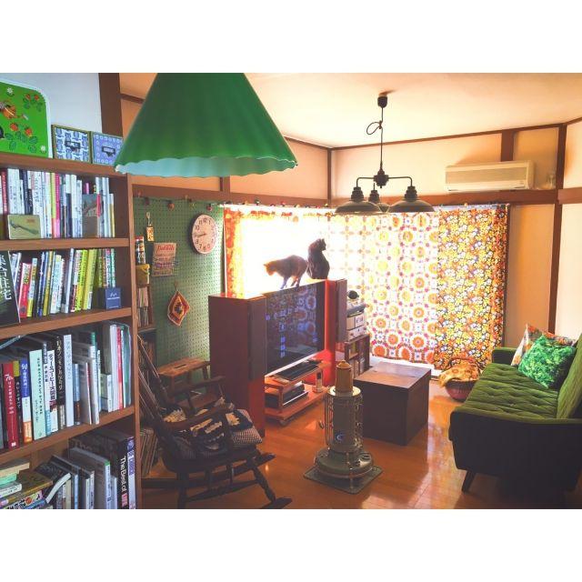 昭和レトロの部屋の魅力 | RoomClip mag | 暮らしとインテリアのwebマガジン
