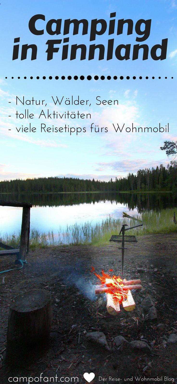 Finnland ist eines der nordischen Länder, das sich fürs Camping geradezu anbietet. Wir haben gerade Lappland kennen und lieben gelernt, weshalb wir eine Reise nach Finnland nur empfehlen können. Ein unvergesslicher Urlaub für alle, die gerne draußen sind und die Natur lieben. Jede Menge Wanderwege und Wälder mit einer Unmenge an Pilzen sorgen für einen aktiven Urlaub in diesem doch eher weniger beachteten nordischen Land. Doch wie sieht es dort mit Campingplätzen aus und wie kommt man mit…