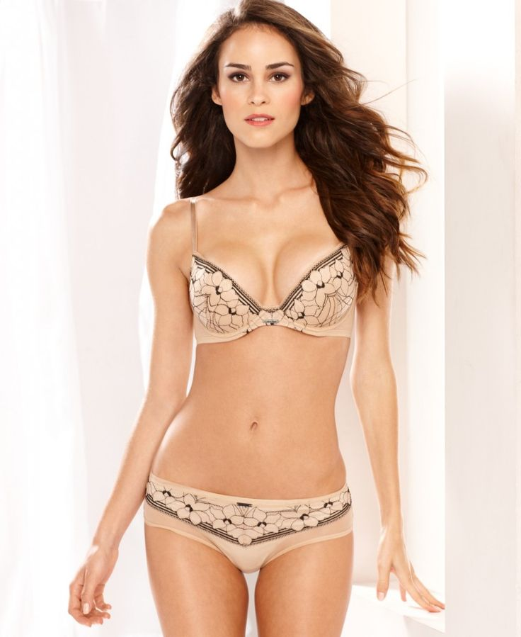 Gabriela Rabelo – Macy's Lingerie | Lingerie Models | Pinterest