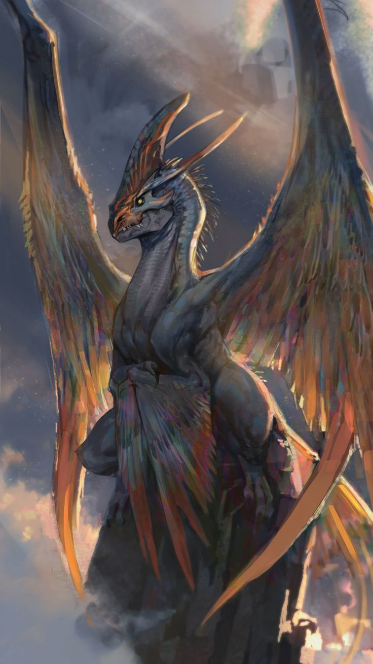 Idea by NathanMK on Fantasy | Mythical creatures art ... - photo#10