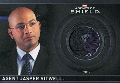 Marvel Agents of SHIELD Season 1 Costume Card CC15 Agent Sitwell #099/175 @ niftywarehouse.com