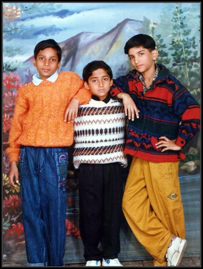 Sushant Singh Rajput's childhood pics   PINKVILLA
