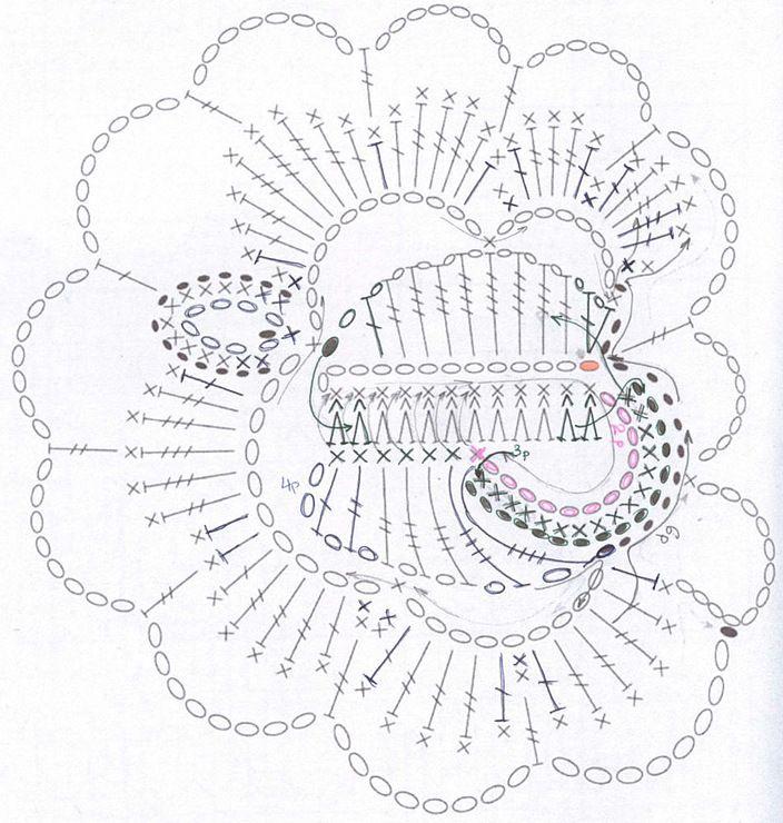crochet roses patterns for fashion | make handmade, crochet, craft
