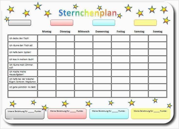 Belohnungssystem Kindern Vorlage Zum Ausdrucken Fabelhaft Arbeitsblatt Vorschule Belohnungssystem Kinder Belohnungssystem Kleinkind Lernen