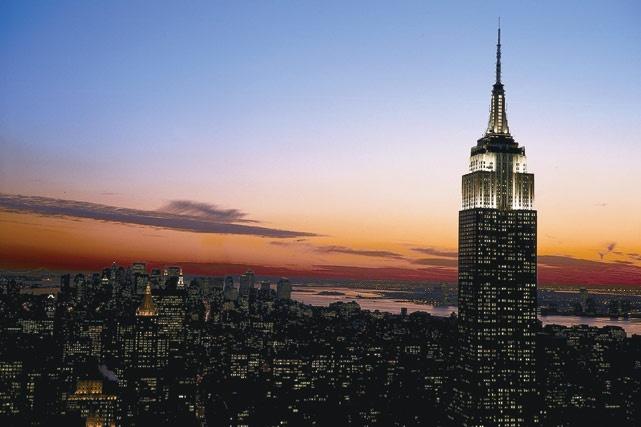 """Nueva York desde adentro  Nueva York, mejor conocido como """"la ciudad que nunca duerme"""", ofrece lo mejor en alimentos, moda y entretenimiento."""